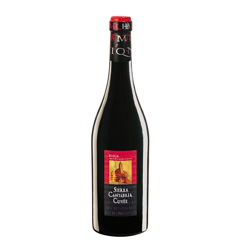 Sierra Cantabria Cuvée