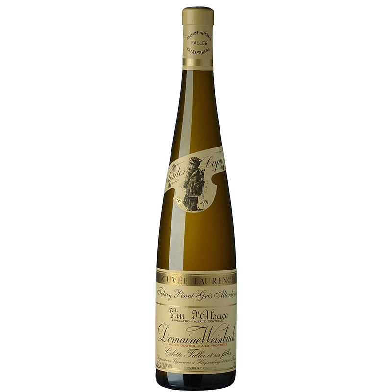 Pinot Gris Altenbourg Cuvee Laurence